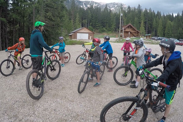 Kids Camp group learning