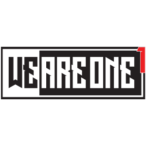 We Are One Logo
